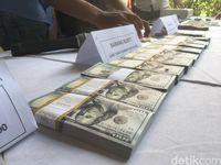 Bermodal Uang Palsu, Penipu ini Raup Untung Ratusan Ribu Dolar AS
