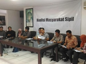 TNI Ingin Tangani Terorisme, Koalisi Masyarakat Sipil Khawatir