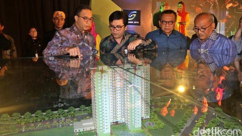 Subsidi DP Rumah, Kadis Perumahan DKI: Itu Pinjaman Sementara