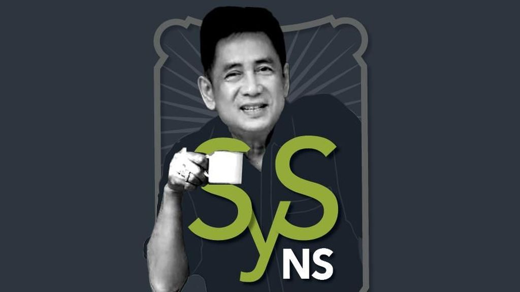 Sys NS: Pekerja Seni, Politisi, Sahabat Jokowi