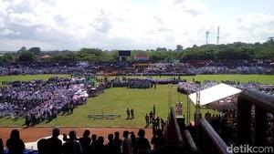 20 Ribu Pelajar Deklarasi Antinarkoba di GBK Jepara