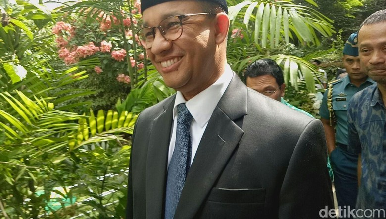 Anies Tetap Buka Kemungkinan Sediakan Rumah Tapak DP Rp 0 di Jakarta