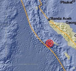 Selain di Lebak, Gempa 5,1 SR Juga Guncang Simeulue Aceh