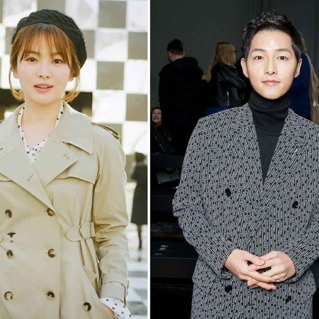 Perceraian Song Joong Ki-Song Hye Kyo akan Berjalan Tanpa Persidangan