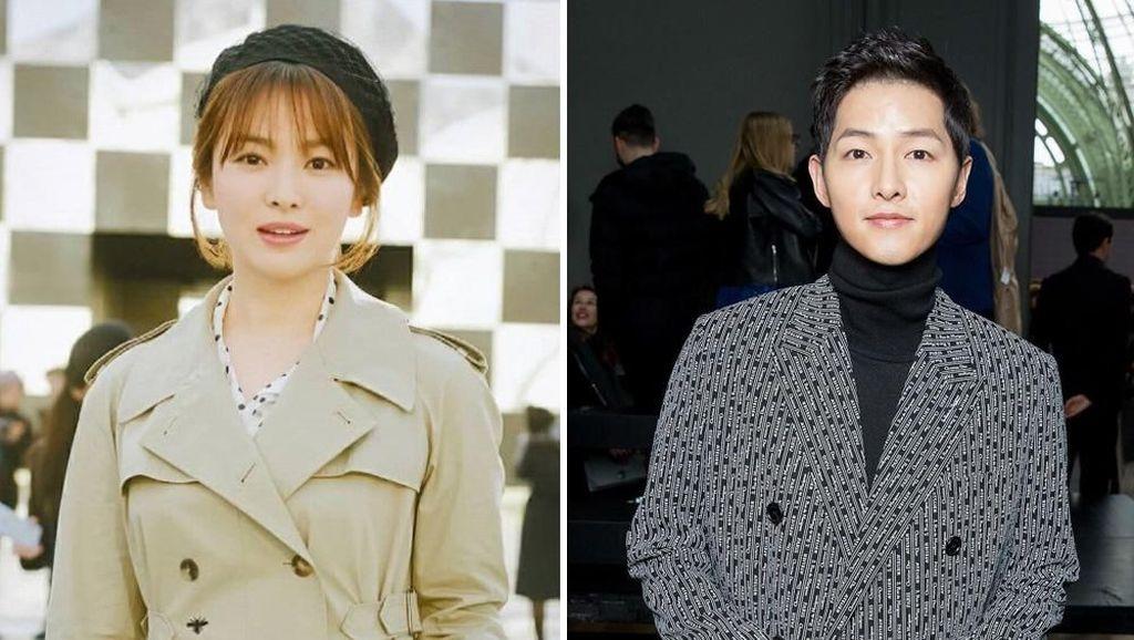 Sah! Soong Joong Ki Resmi Bercerai, Ini 5 Faktanya!