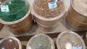Beragam Pistachio hingga Kopi Arab Tersedia di Supermarket Ini