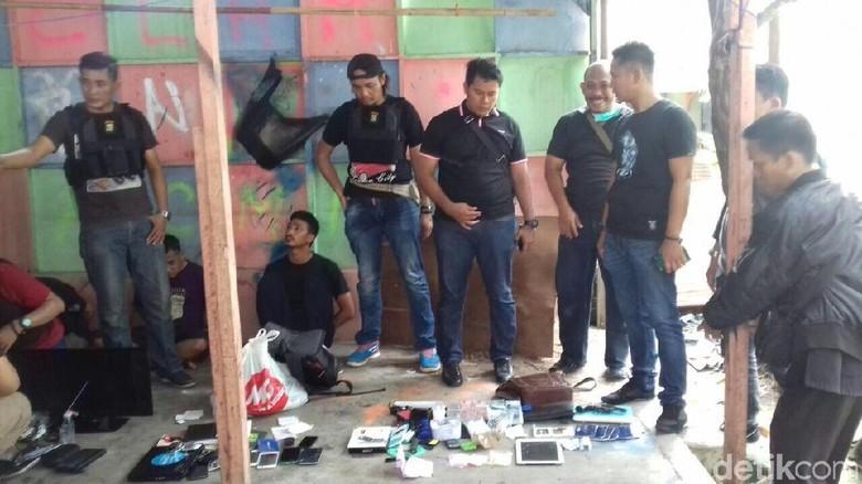 Gerebek Kampung Ambon, Polisi Sita 18 Kg Bahan Sabu