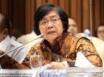 Menteri LHK Siti Nurbaya Keluhkan Sampah di Jalur Mudik