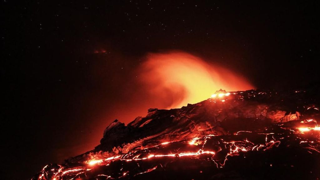10 Fakta Mengenai Ring of Fire yang Tengah Aktif