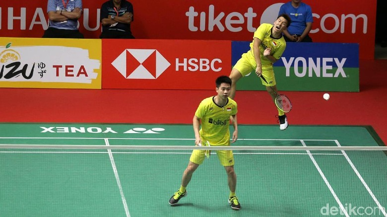 All England Tayang Live Streaming di detikSport