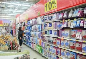 Diskon Perlengkapan Tidur sampai 70% di Transmart Carrefour