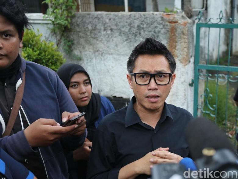 Eko Patrio Kenang Sys NS Buat Dirinya Jadi Artis Pertama yang Nikah Live di TV