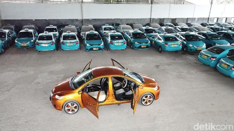 Kata Masyarakat Soal Mobil Bermuka Dua: Kreatif! Foto: Abdul Haris Utiarahman