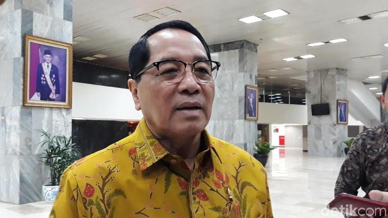 DPR Terima Surpres Jokowi soal Revisi UU MD3, Akan Dibawa ke Rapat Bamus