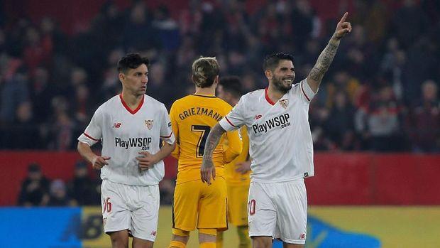 Sevilla dinilai punya rapor bagus di babak gugur seperti dalam turnamen Copa del Rey dan Liga Europa.