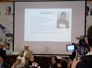 Pemerkosa dan Pembunuh Bocah 7 Tahun di Pakistan Divonis Mati