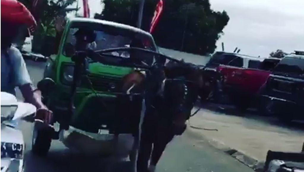 Pemilik Mobil Ramah Lingkungan Lombok: Rp 10 Juta pun Tak Dijual