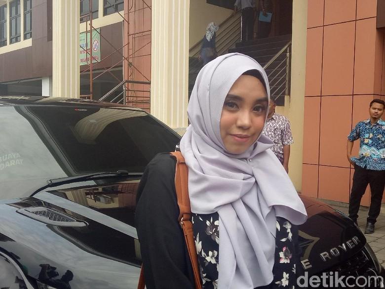 Sudah Move On, Salmafina Sunan Ingin Cepat Cerai