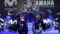 Gantikan Movistar, Monster Jadi Sponsor Baru Yamaha