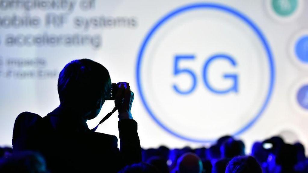 Ada 5 Sektor yang Disasar 5G di Indonesia