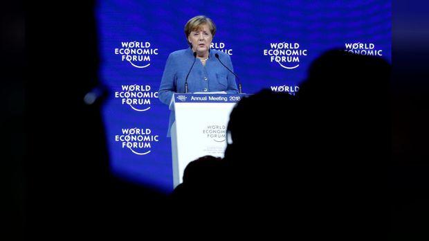 Komentar-komentar Tokoh Besar yang Gerakkan Dunia dari Davos