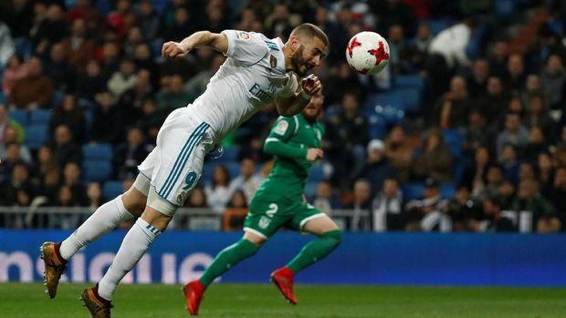 Real Madrid perlu melupakan kekalahan dari Leganes dan bangkit saat menghadapi Valencia.