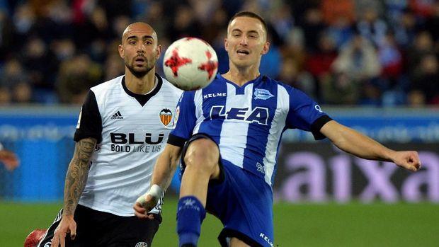 Valencia bisa menambah kesengsaraan Real Madrid dalam pertandingan Sabtu (27/1).