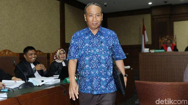 Korupsi e-KTP, Vonis Irman-Sugiharto Diperberat Jadi 15 Tahun Bui