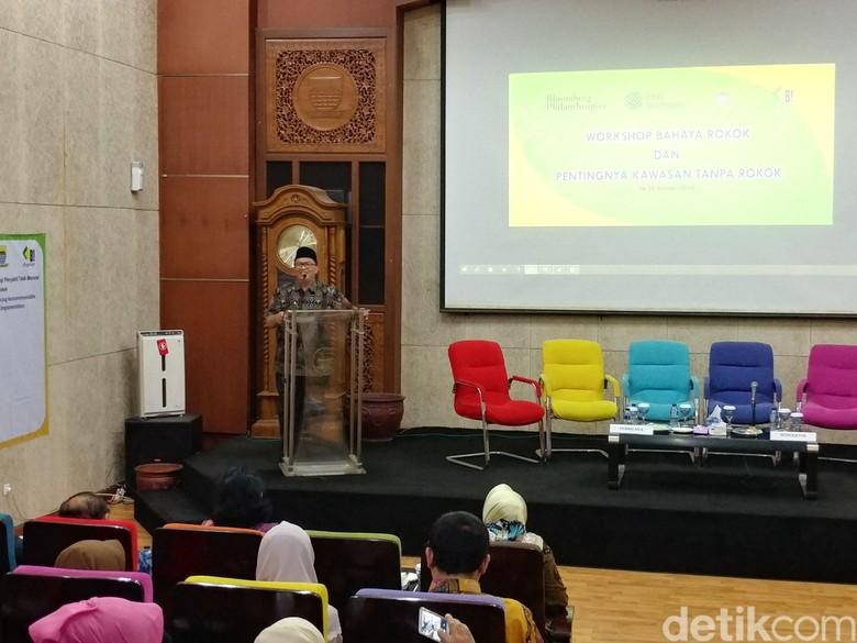 37 Persen Perokok di Kota Bandung Masih Usia Sekolah