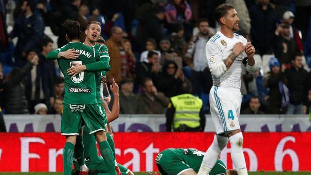 Mengenal Leganes yang Tim Sepakbolanya Mengalahkan Real Madrid