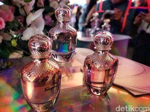Amo Ferragamo, Parfum Beraroma Manis untuk Milenial Berjiwa Bebas
