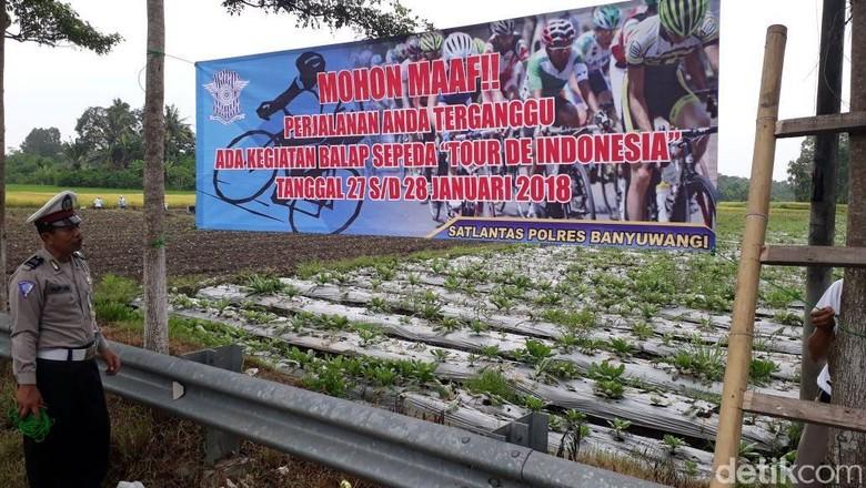 Jelang Tour de Indonesia, Ini yang Dilakukan Polres Banyuwangi