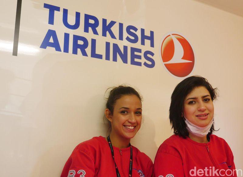detikTravel berkesempatan berkunjung ke Turkish Airlines Flight Training Centre di Istanbul, Turki pekan lalu (Kurnia/detikTravel)