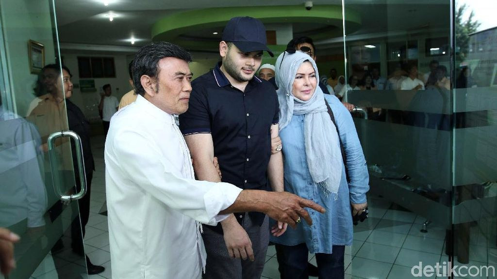 Hukuman Diperberat, Ridho Rhoma Harus Kembali ke Penjara