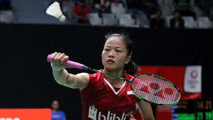 Fitriani terinspirasi R.A Kartini. (Foto: Tim Humas dan Media PP PBSI)