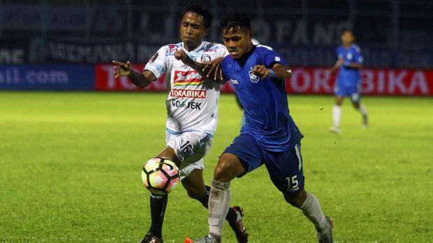 PSIS berada di posisi terbawah klasemen sementara Liga 1 setelah kalah 0-2 dari PSM.