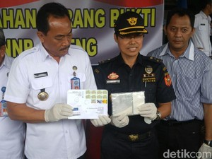 BNNP Jateng Amankan Paket Narkoba Jenis Baru dari China dan Polandia