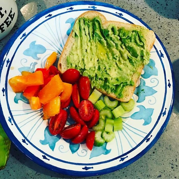 Sang Wonder Woman Gal Gadot juga dikenal sebagai seorang vegetarian, dan menerapkan diet pada kesehariannya. (Foto: Instagram/@gal_gadot)