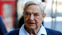 Soros: Facebook-Google Ancaman Bagi Demokrasi, Trump Bahaya Bagi Dunia