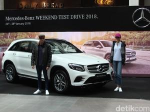 Mercy Luncurkan New E 200 dan New GLC 200 AMG Versi Lokal