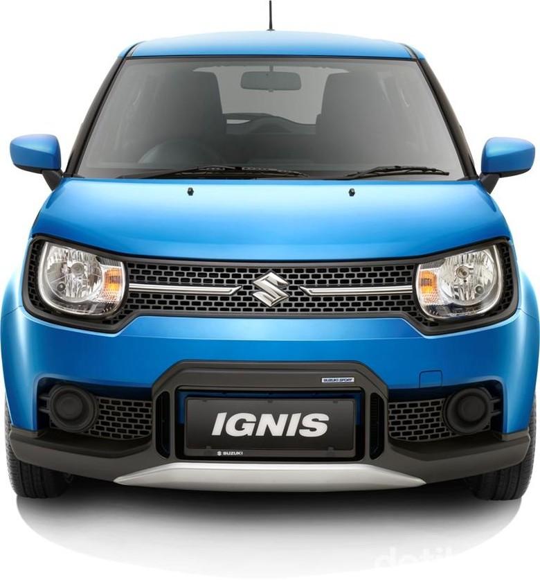 Suzuki Ignis. Foto: Suzuki