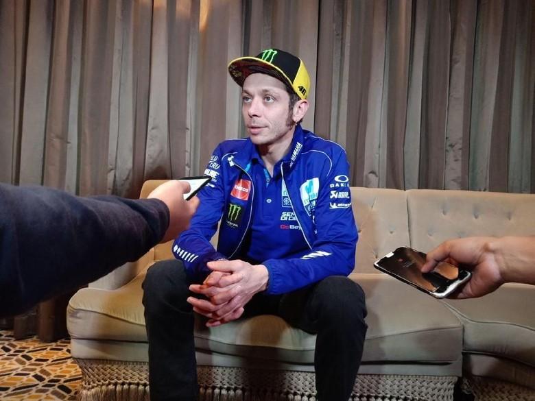 Wawancara Valentino Rossi