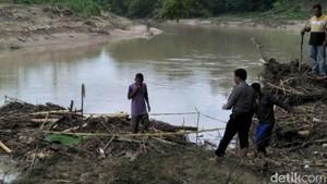 Jasad Balita Berkaos Hijau Ditemukan di Sungai Lusi Grobogan