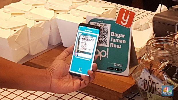 Menebak Arah Fintech QR Code Bank BUMN Saingan Ovo & GoPay