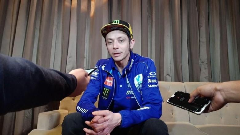 Rossi Bertekad Juara Dunia Musim Depan