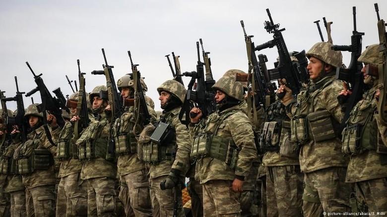 Rusia Kecam Koalisi AS yang Tewaskan 100 Personel Pro-Assad