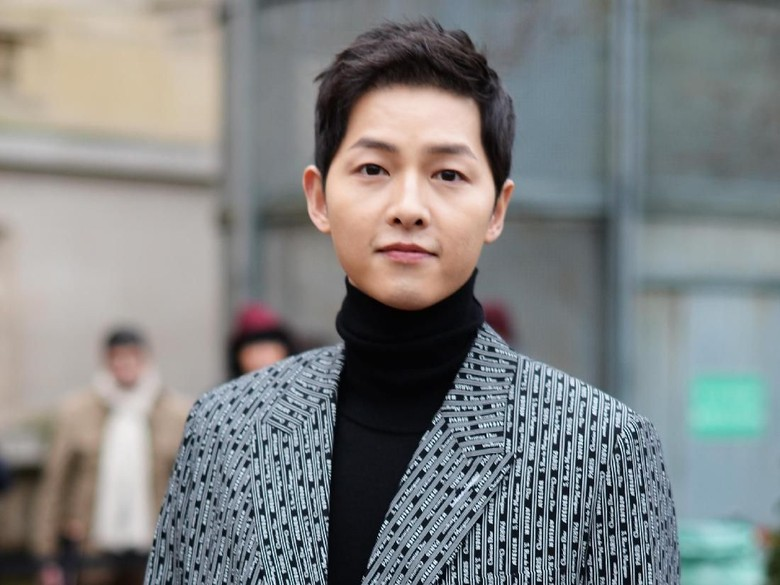 Foto: Song Joong Ki (Getty Images)