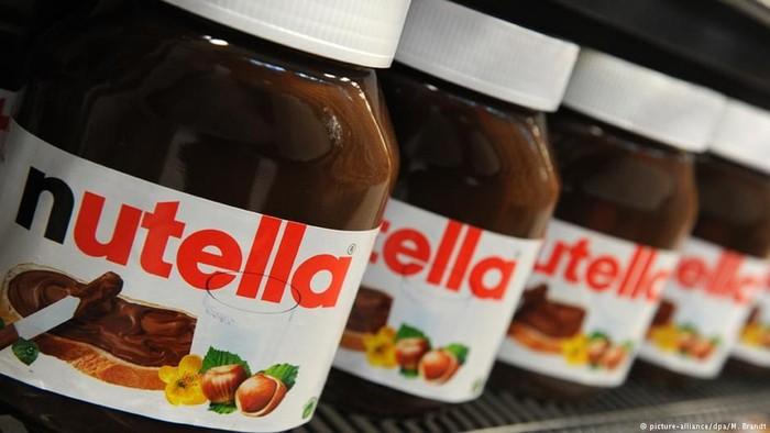 Kerusuhan Landa Supermarket di Perancis Akibat Diskon Nutella