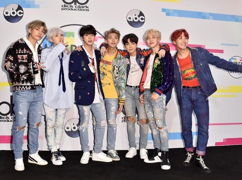 Foto: BTS (Getty Images)