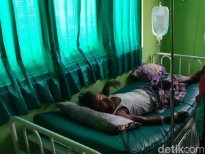 32 Warga Cirebon Keracunan Kerang Hijau